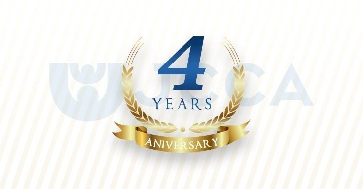 JCCA設立4周年