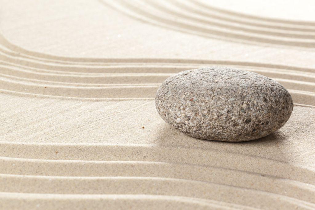 日本石庭 引き算の美学
